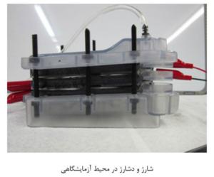 شارژ باتری زینک هوا در آزمایشگاه